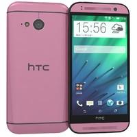 htc mini 2 pink s