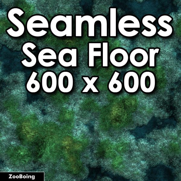 Seamless Underwater Texture texture jpg floor sea water