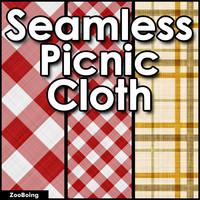 Set 049 - Picnic Cloth