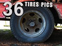 36 Car Tires