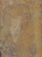 Rusty Slate Stone Tile Rock Scan