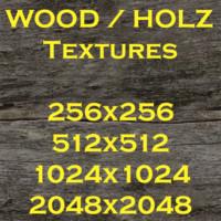 Holz Texturen / Wood Textures