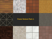 Floors Texture Pack 1