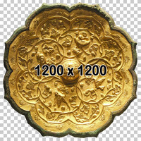 Chinese Medallion 553