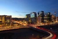 Oslo hotel district