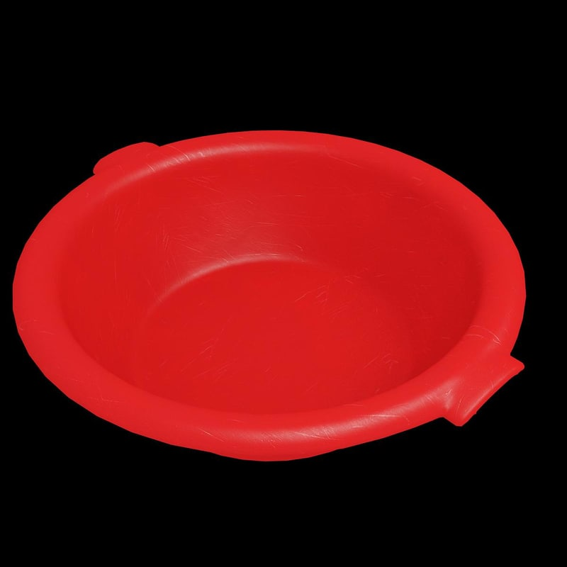 3d model plastic basin 1