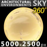 Sky 360 Sunset 052 5000x2500