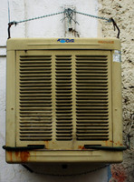 6 Mexican Evaporative Coolers