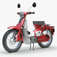 Vintage Moped