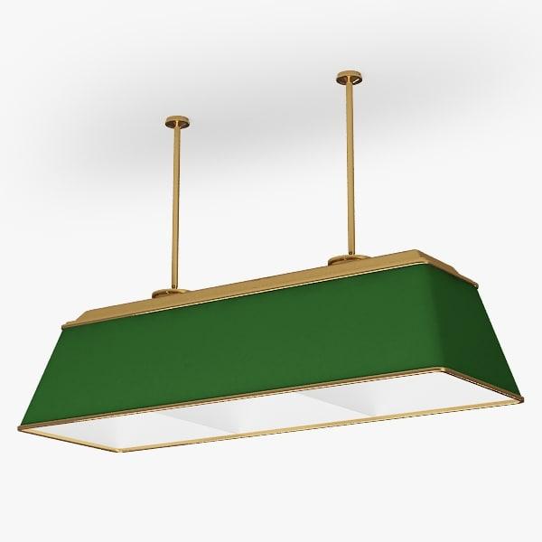 max lamp billiard