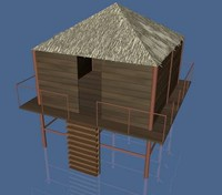 stilt house 3ds