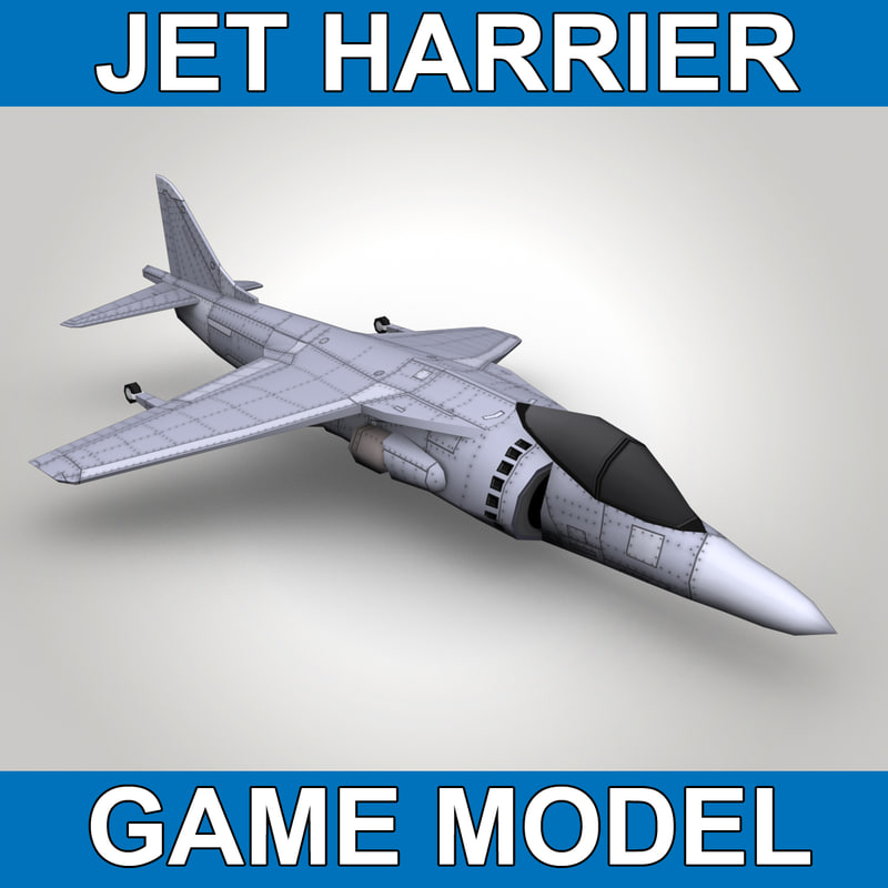 jet harrier games - max