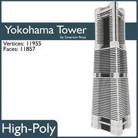 max yokohama landmark tower building