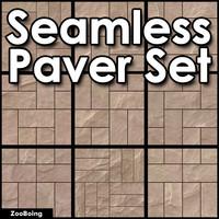 Set 061 - Paver