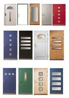 13 textures of doors