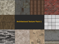 Architecture Texture Pack 1