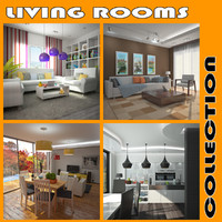 Living Rooms Collection