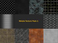 Metals Texture Pack 1
