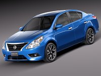 Nissan Versa Sedan 2015