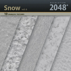Snow Textures vol.6