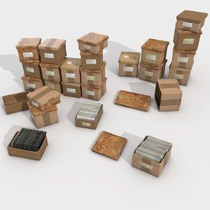 3d model file archive