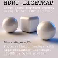 HDRI studio basic 015