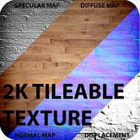 Wooden Texture Maps