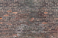 Brick Wall Multicolored