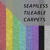 Seamless Carpet Texture Pack