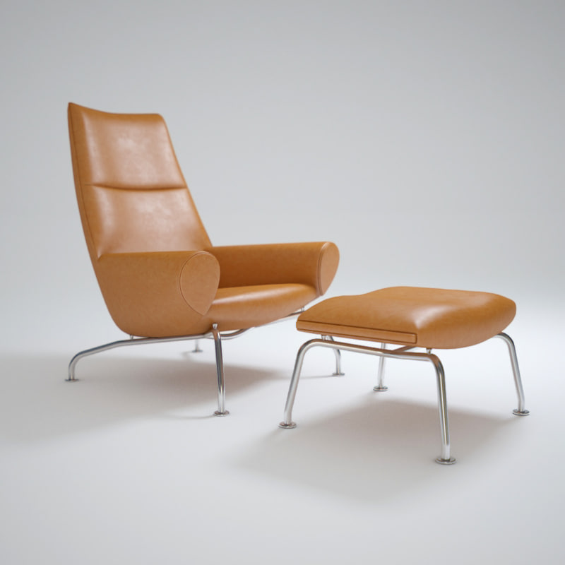 ej-101-queen-chair obj