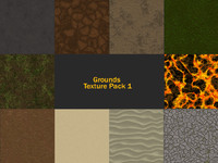 Grounds Texture Pack 1