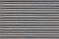 Metal aluminium tin shutter door texture