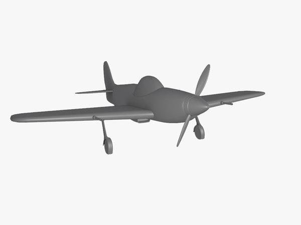world war plane 3d 3ds