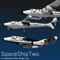 max spaceshiptwo space spaceship