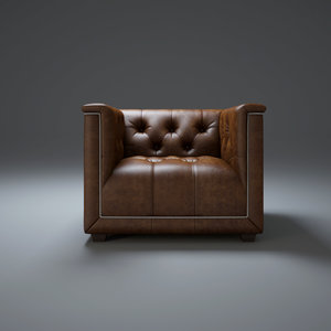 3d model savoy-sofa