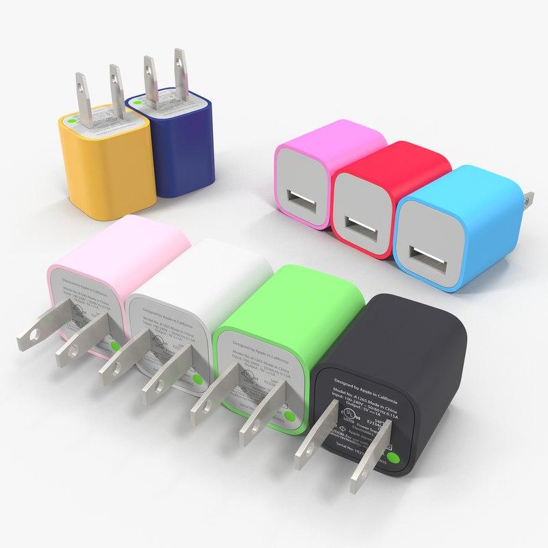 3ds max apple 5w usb power