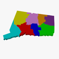 max counties connecticut
