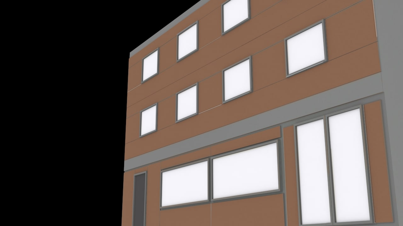 3d model appartment store