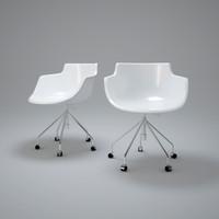 flow-chair-2 3d max