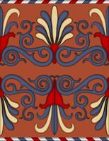 Greek roman ornament 11