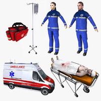 Realtime Ambulance Collection