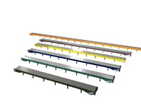 3d model slat conveyor