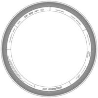 Wheel Bumpmap Texture High Resolution
