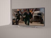 Sony TV W600B