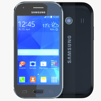 3d model samsung galaxy ace style