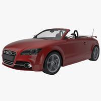 Audi TTS Convertible 2015 2