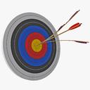 archery 3D models