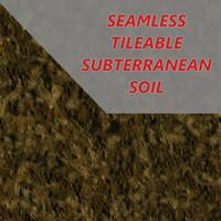 Subterranean Soil Texture