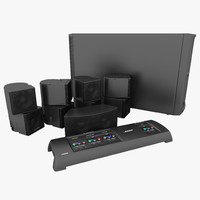 Home Theater System Bose