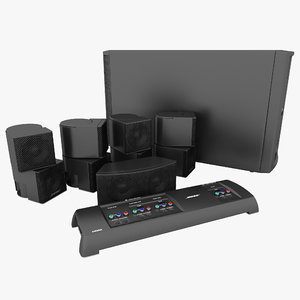 home theater bose 3ds
